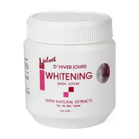 Kem body Velvet Whitening