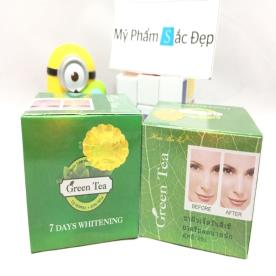 Kem green tea 7 days whitening
