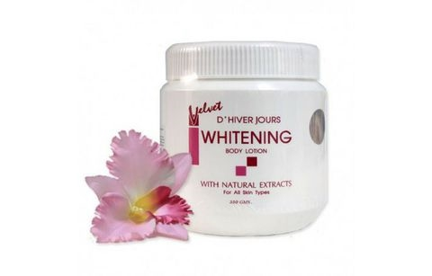 Kem body Velvet Whitening-0