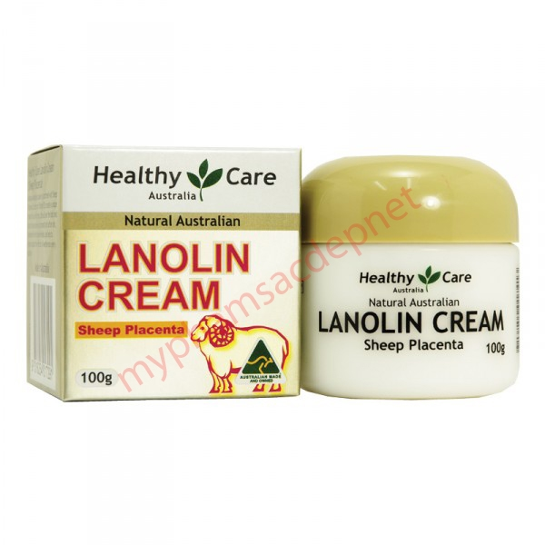 Nhau thai cừu healthy care lanolin sheep placenta-0