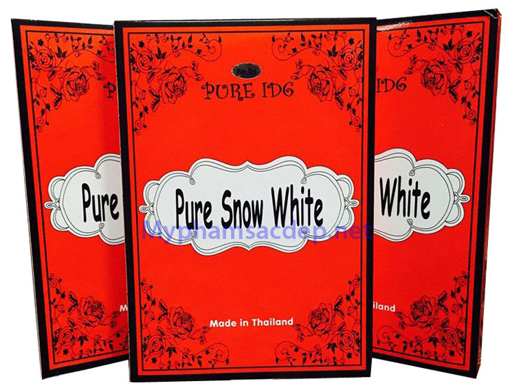 Tắm trắng pure snow white id6-0