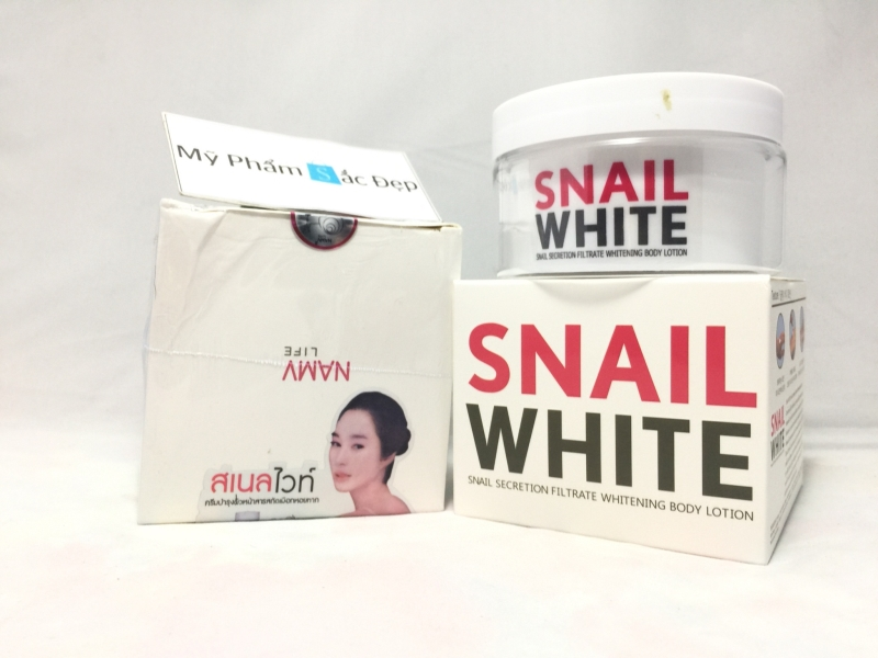 Kem Snail White body lotion-2