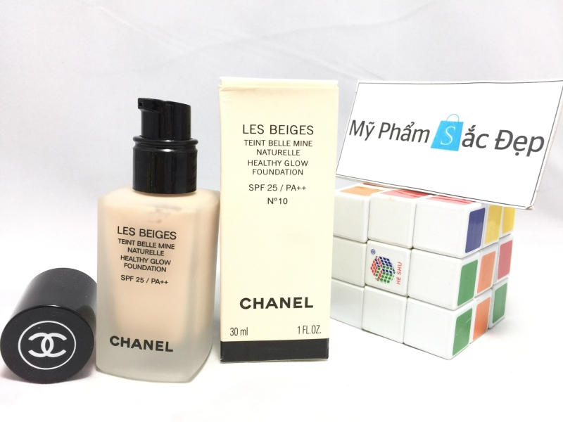 Kem nền Chanel Les Beiges Healthy Glow Foundation-0