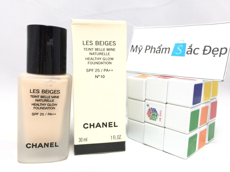 Kem nền Chanel Les Beiges Healthy Glow Foundation-1