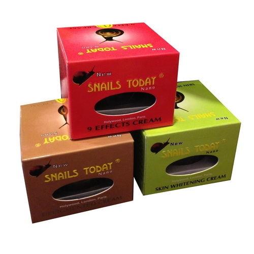 Kem dưỡng da chống lão hóa ốc sên snail today 9 tác dụng tại tphcm - 01