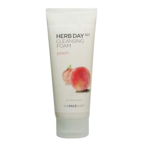 sữa rửa mặt herb day 365 cleansing foam giá tốt hcm -01