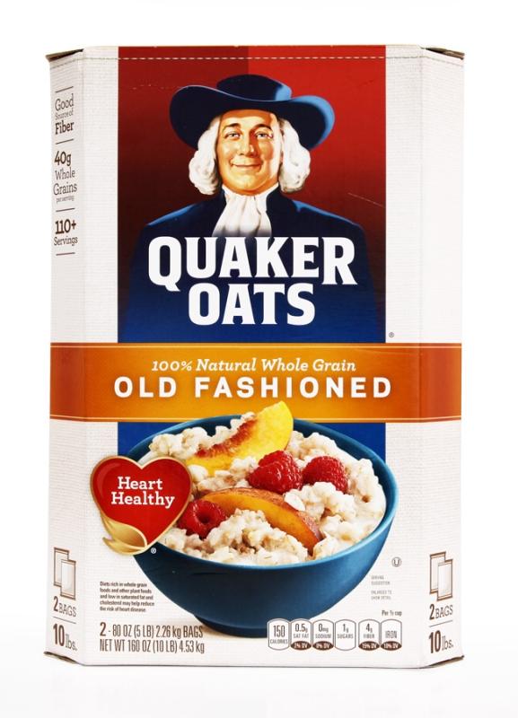 Bột yến mạch giảm cân quaker oats nhập khẩu từ mỹ tại tphcm - 02