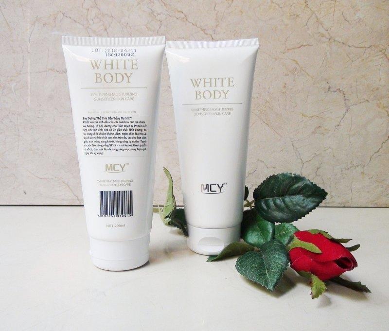 kem dưỡng trắng da toàn thân makeup body white body mcy tại tphcm - 03