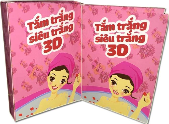 Tắm trắng siêu trắng 3d hàng Thái Lan giá sỉ tại tphcm - 01