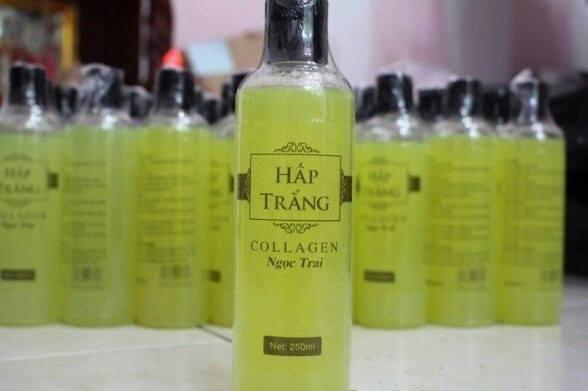 Gel hấp trắng collagen ngọc trai giá tốt tại tphcm - 01