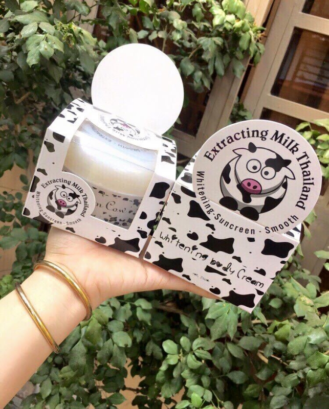 Kem body cốt bò Thái Lan dairy cows giá tốt tại tphcm - 02