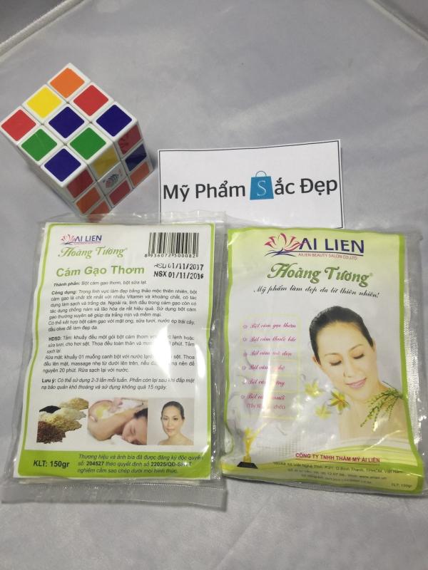 Bột cám gạo thơm Ái Liên Hoàng Tường chính hãng giá sỉ tại tphcm-02