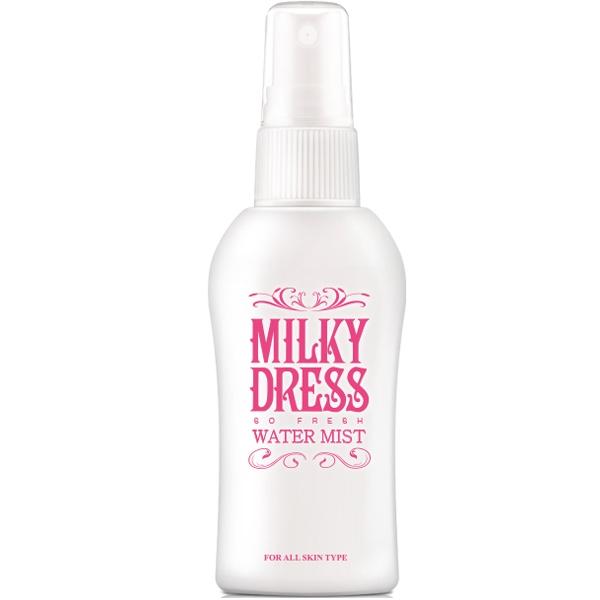 Xịt khoáng Milky Dress The White Water Mist giá tốt nhất tại tphcm - 01