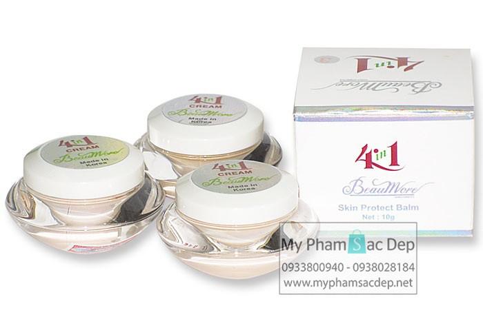 Kem phấn dưỡng trắng da beaumore 4 in 1 chính hãng giá tốt tại tphcm-01