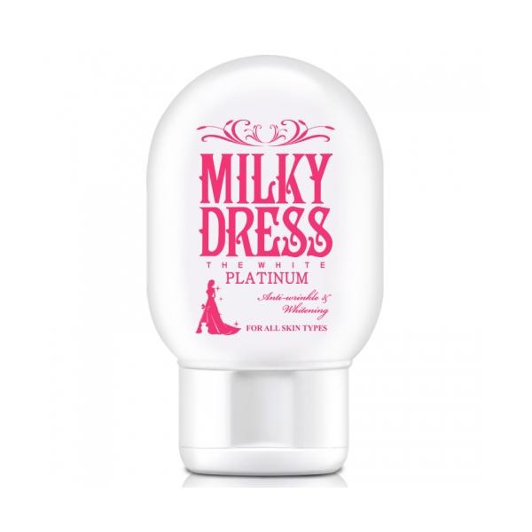 Sữa dưỡng trắng chống lão hóa Milky Dress Premium giá tốt nhất tphcm - 01