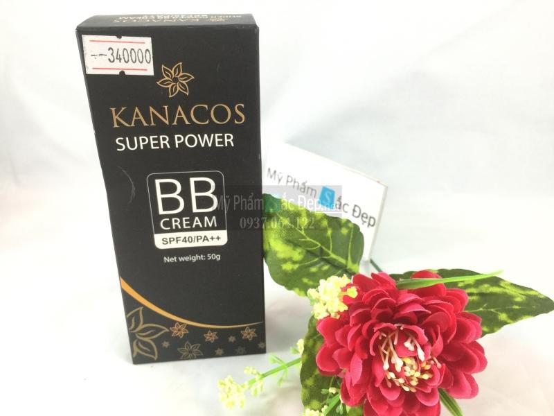 Kem BB siêu mịn Kanacos super power SPF40 PA++ 50g giá rẻ ở tphcm-01
