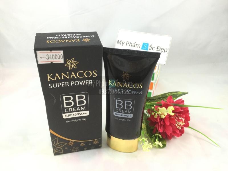 Kem BB siêu mịn Kanacos super power SPF40 PA++ 50g giá rẻ ở tphcm-02