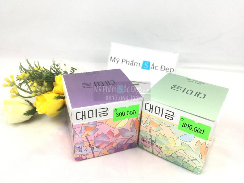 Kem đặc trị nám combo ngày và đêm Taiwan sỉ và lẻ giá tốt ở tphcm-01