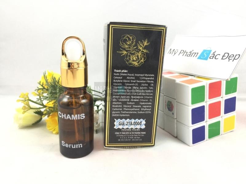 Serum Chamis đặc trị tàn nhan đồi mồi khối lượng 20ml giá tốt tphcm-01