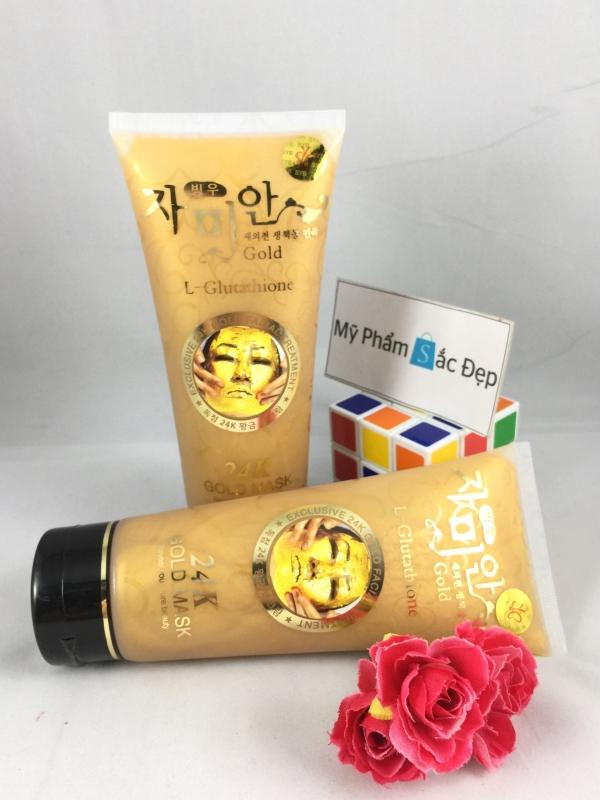 Gel đắp mặt nạ vàng 24k của Hàn Quốc 220ml giá tốt nhất tại tphcm - 01