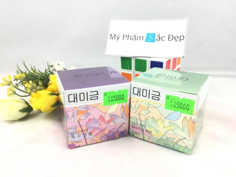 Kem đặc trị mụn hiệu quả Demejine nhập khẩu từ Hàn Quốc giá tốt tphcm - 01