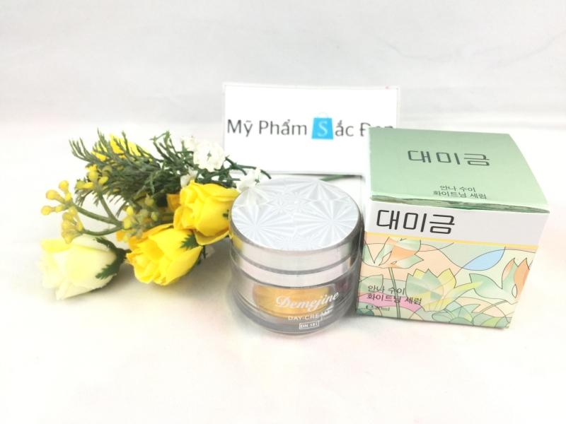 Kem đặc trị mụn hiệu quả Demejine nhập khẩu từ Hàn Quốc giá tốt tphcm - 02