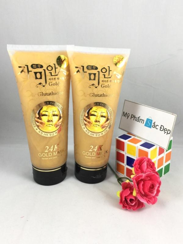 Gel đắp mặt nạ vàng 24k của Hàn Quốc 220ml giá tốt nhất tại tphcm - 02