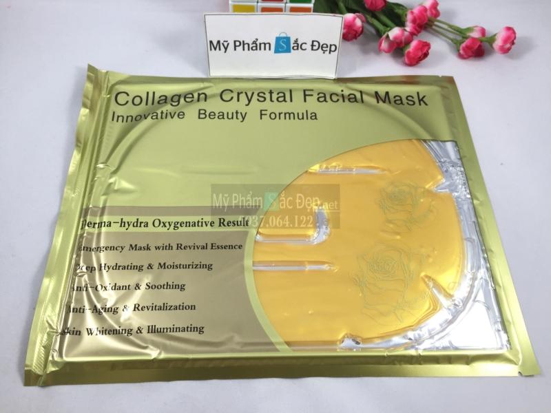 Bán đắp mặt nạ collagen crystal facial mask giá sỉ tốt nhất tại tphcm - 01