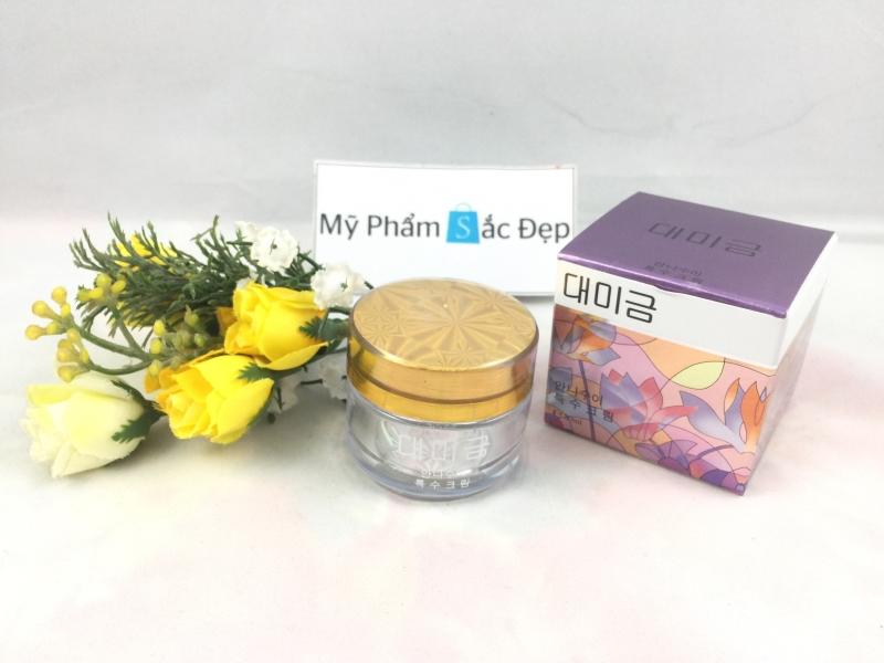 Kem đặc trị mụn hiệu quả Demejine nhập khẩu từ Hàn Quốc giá tốt tphcm - 03