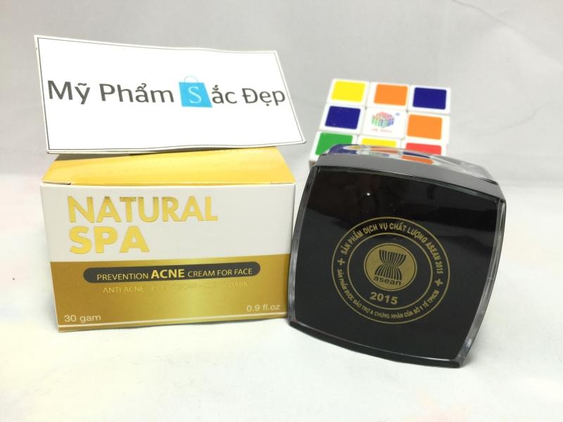 Kem đặc trị mụn thâm Prevention  ACNE Natural Spa chính hãng tại tphcm - 01