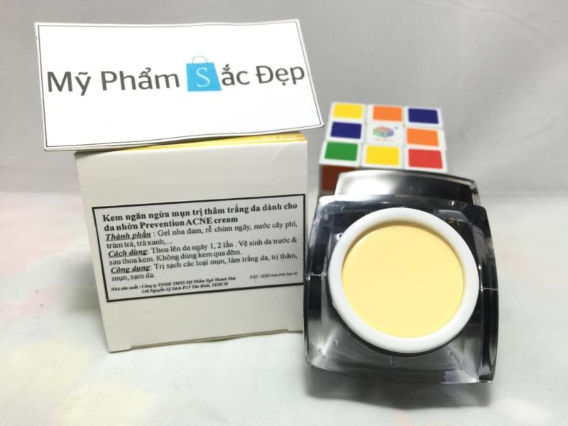 Kem đặc trị mụn thâm Prevention  ACNE Natural Spa chính hãng tại tphcm - 02