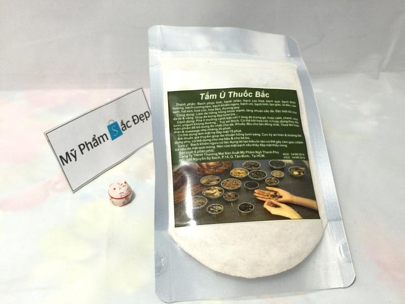 Ủ tắm trắng thuốc bắc natural Spa phân phối chính hãng tại tphcm - 01