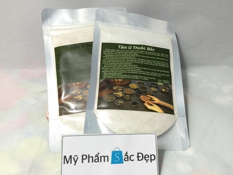 Ủ tắm trắng thuốc bắc natural Spa phân phối chính hãng tại tphcm - 02
