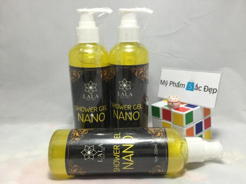 sữa tắm kích trắng shower gel nano hàng Thái lan giá sỉ tại tphcm - 01