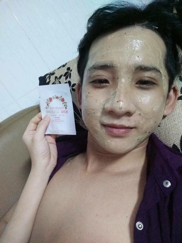 Mặt nạ collagen hoa hồng tươi magic mask giá sỉ tốt nhất tại tphcm - 03