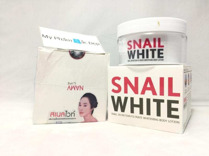 Kem Snail White body lotion dưỡng trắng da Thái Lan chính hãng tphcm - 01