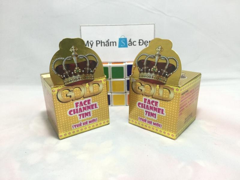 kem face channel 7 in 1 gold thế hệ mới hàng Thái Lan giá sỉ tphcm - 02