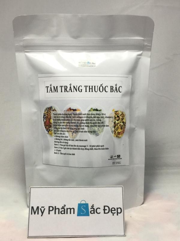 Tắm trắng thuốc bắc thảo dược đông y 18 vị giá sỉ tại tphcm - 02