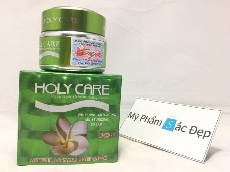 Kem Holy Care xanh lá ngăn ngừa lão hóa giá tốt nhất thị trường tphcm - 01