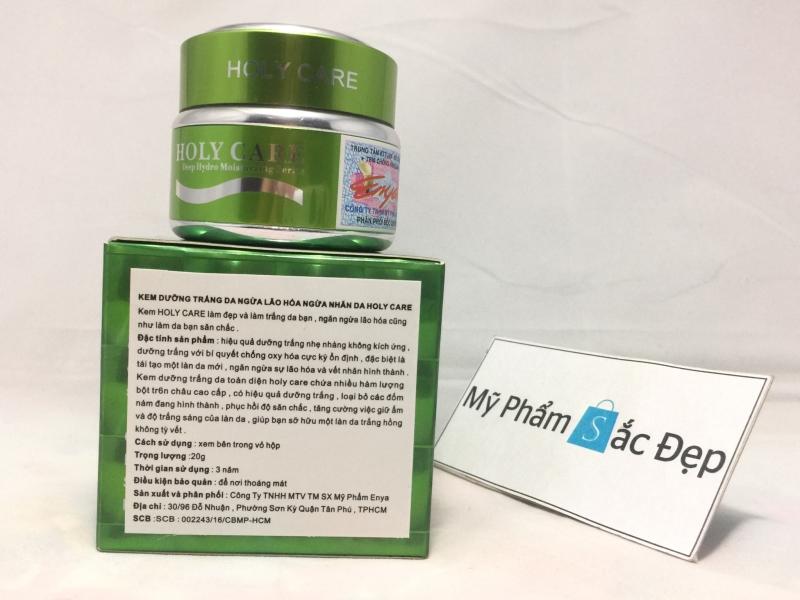 Kem Holy Care xanh lá ngăn ngừa lão hóa giá tốt nhất thị trường tphcm - 02