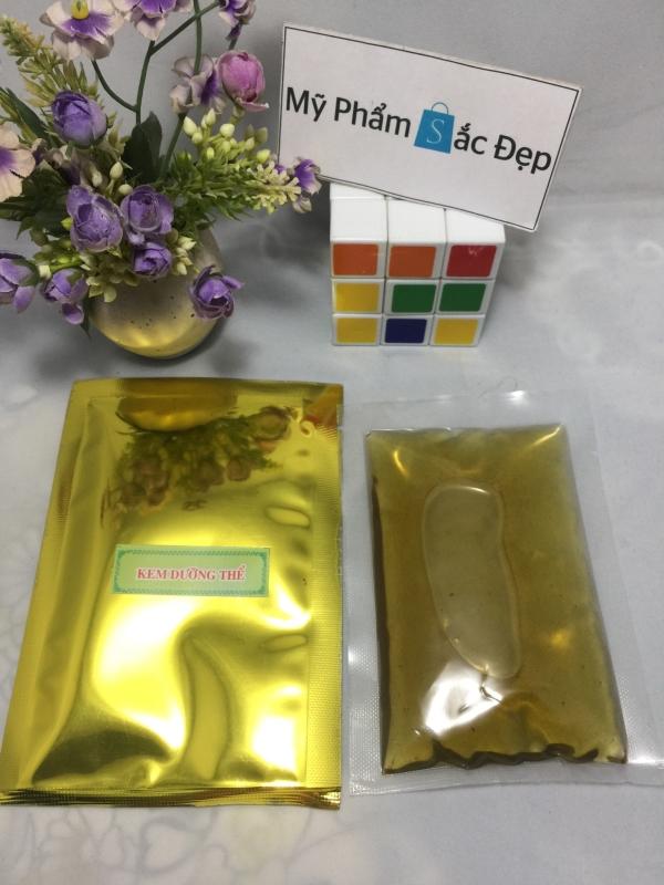 Kem lột nước trắng da toàn thân collagen Golden Essence Thái Lan - 02