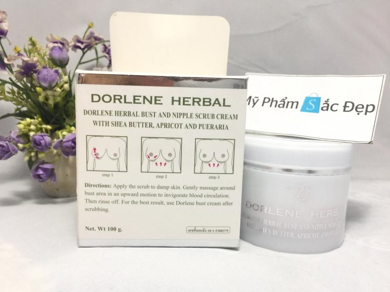 Thông tin kem nở ngực săn chắc dorlene herbal có hạt hàng Thái Lan giá sỉ tphcm - 02