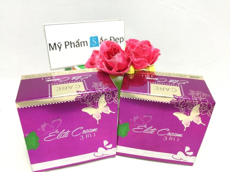 Kem con bướm ngừa mụn nám tái tạo da Elite Cream 3 in 1 giá rẻ tphcm - 02