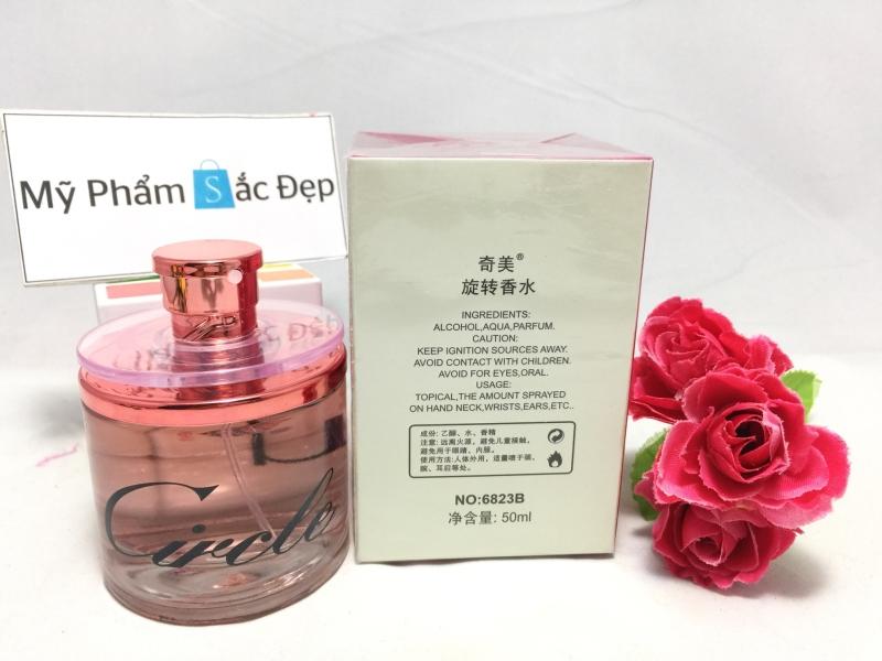 Bán nước hoa nữ Eau de Circle 50ml màu hồng giá tốt nhất tại tphcm - 03