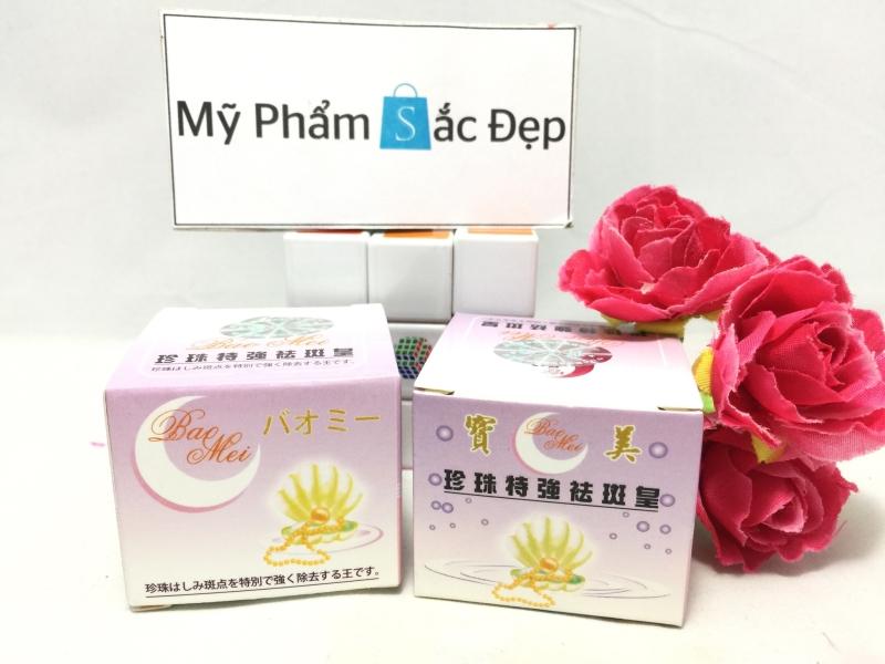Kem BaoMei ngọc trai trị nám khử nám hiệu quả giá tốt nhất tại tphcm - 02
