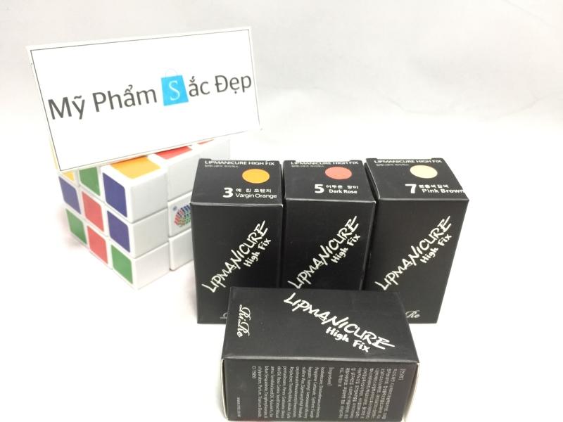 Son kem lì Lipmanicure High Fix Rire xuất xứ Hàn Quốc giá tốt tphcm - 07