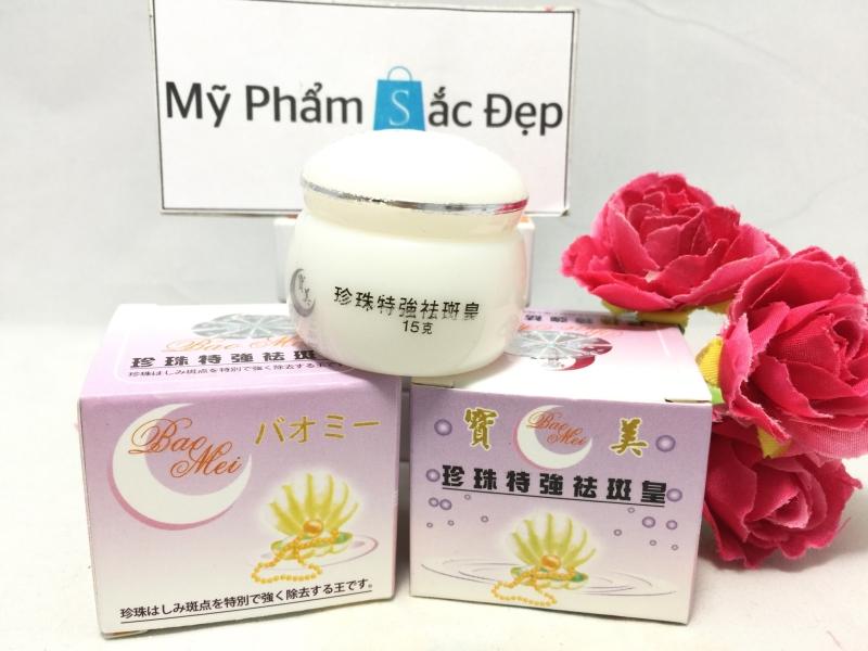 Kem BaoMei ngọc trai trị nám khử nám hiệu quả giá tốt nhất tại tphcm - 03
