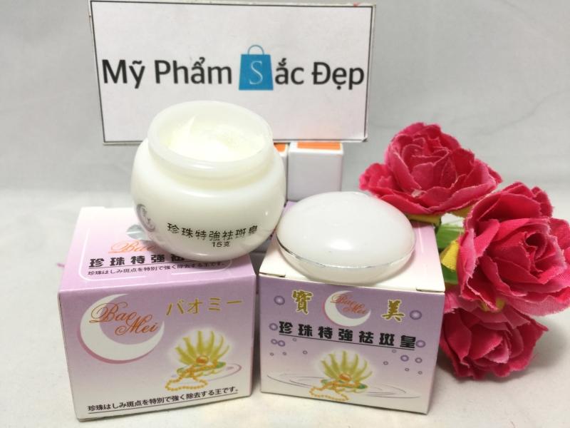 Kem BaoMei ngọc trai trị nám khử nám hiệu quả giá tốt nhất tại tphcm - 01