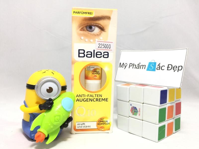 Kem chống nhăn da mắt tuổi 30 Balea Q10 của Đức giá tốt nhất tphcm - 02