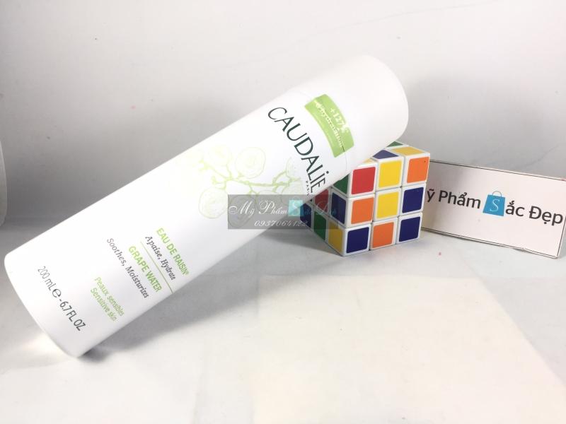 Xịt khoáng Caudalie Grape Water 200ml của Pháp giá tốt nhất tại tphcm - 01